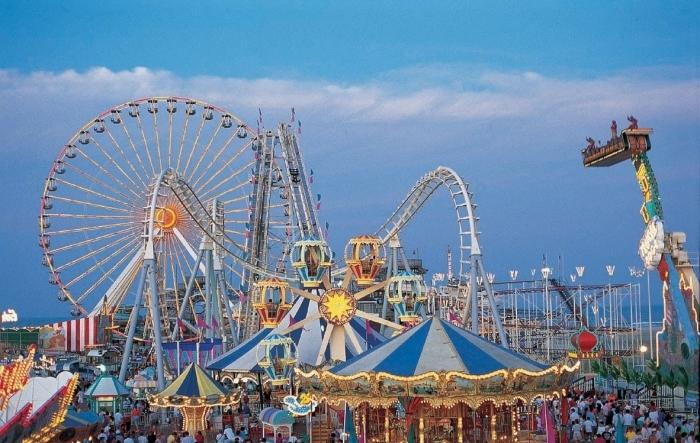 Парки развлечений в России