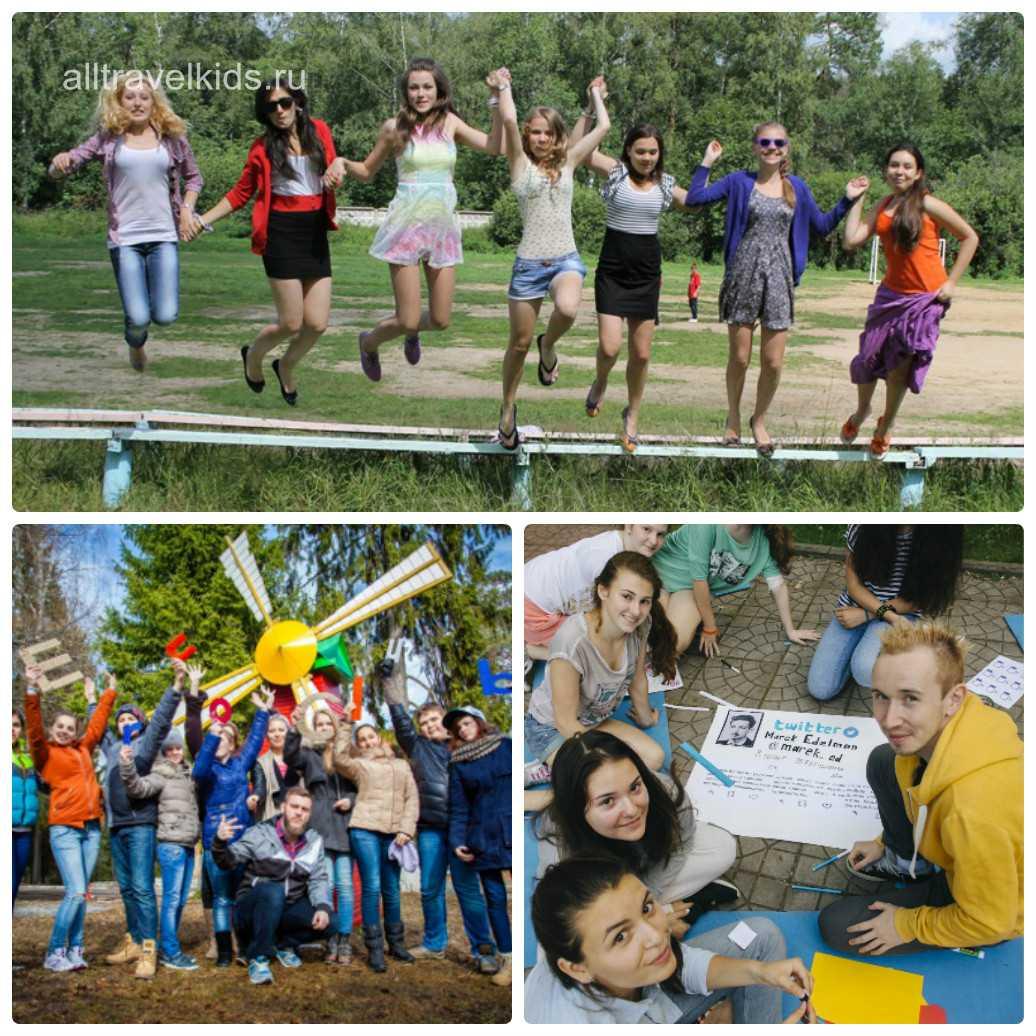 ТОП лучших детских лагерей Подмосковья