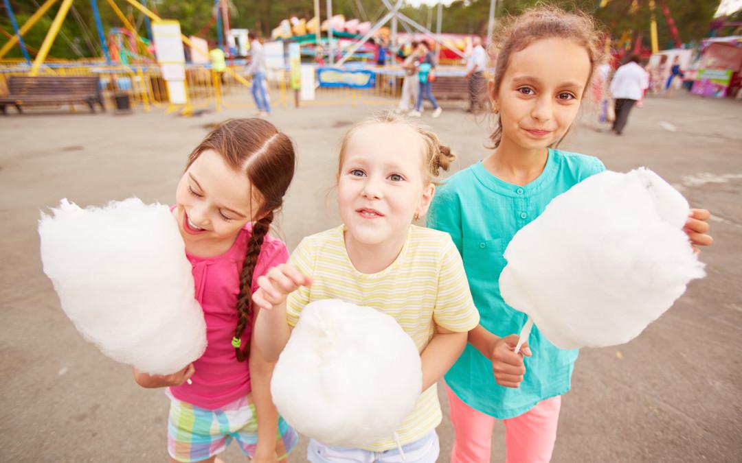 Парки развлечений для ребенка в России