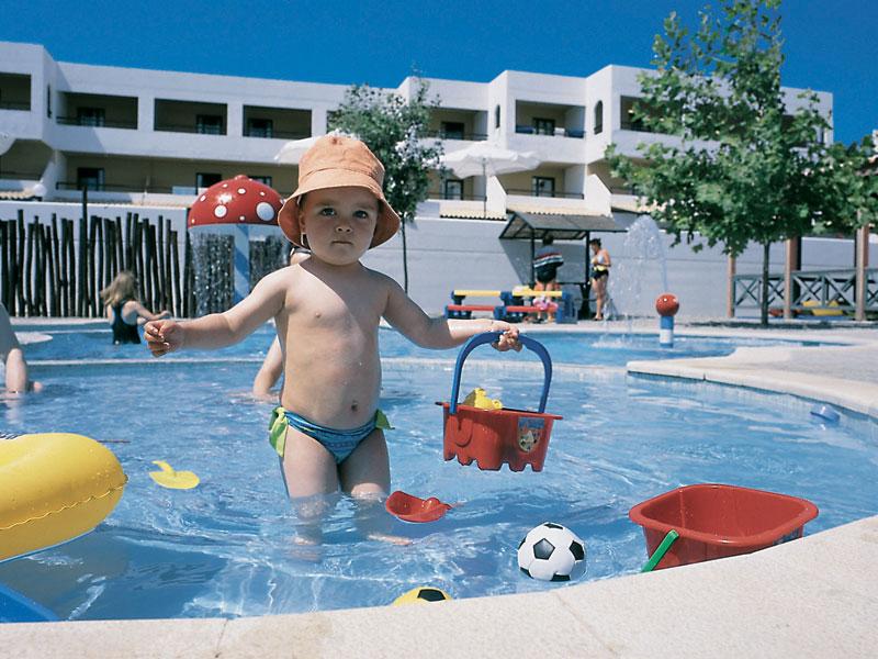 Отели и гостиницы для семейного отдыха с детьми
