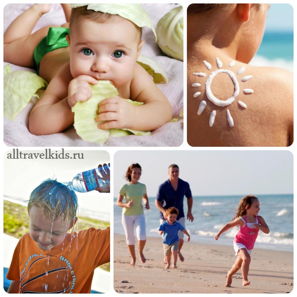 Акклиматизация у детей и взрослых после моря, симптомы акклиматизации на море