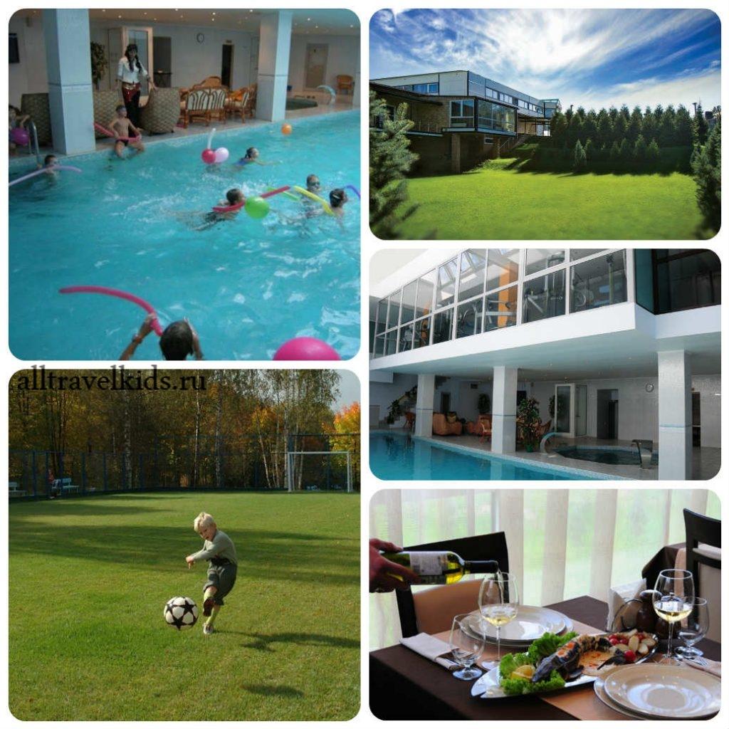 Отель «Юна Лайф» для отдыха с детьми
