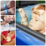 Средства от укачивания детей во время путешествий