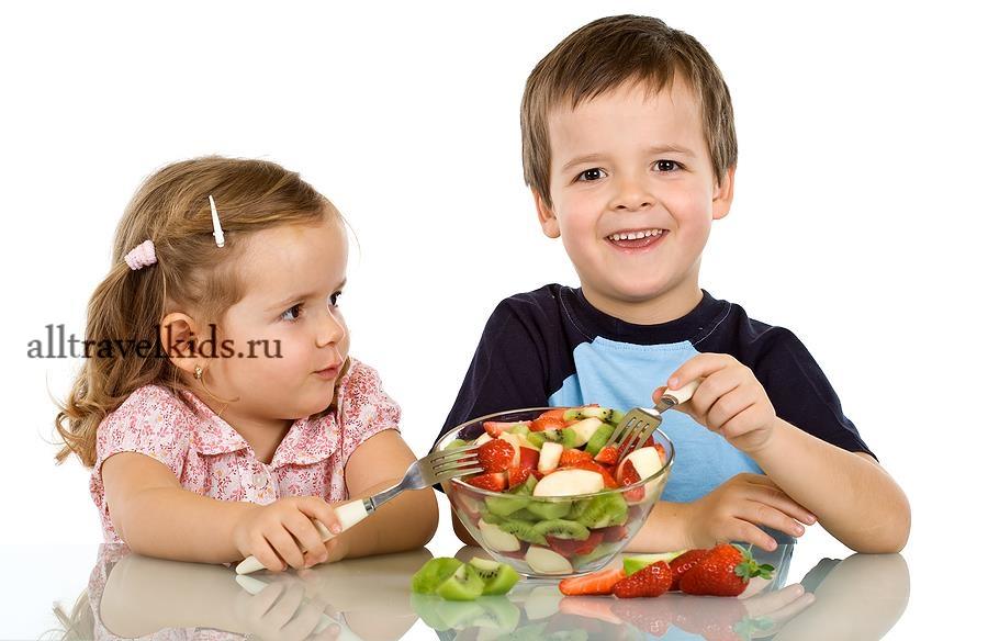 Дети и акклиматизация