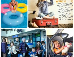 Все необходимое для путешествия с ребенком