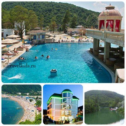 Лучшие отели и гостиницы Архипо-Осиповки