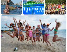 11 самых лучших детских лагерей в Крыму