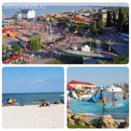 Куда поехать на азовское море россии с ребенком-1