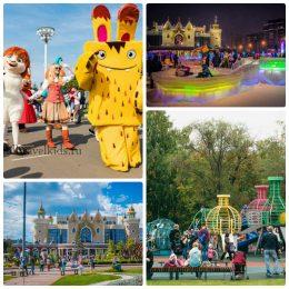 Казань с ребенком - что посмотреть сегодня